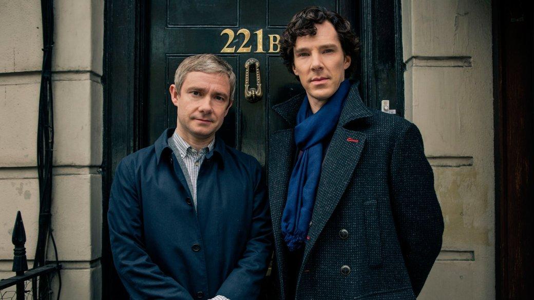 Названия эпизодов четвертого сезона «Шерлока» содержат важные спойлеры - Изображение 1