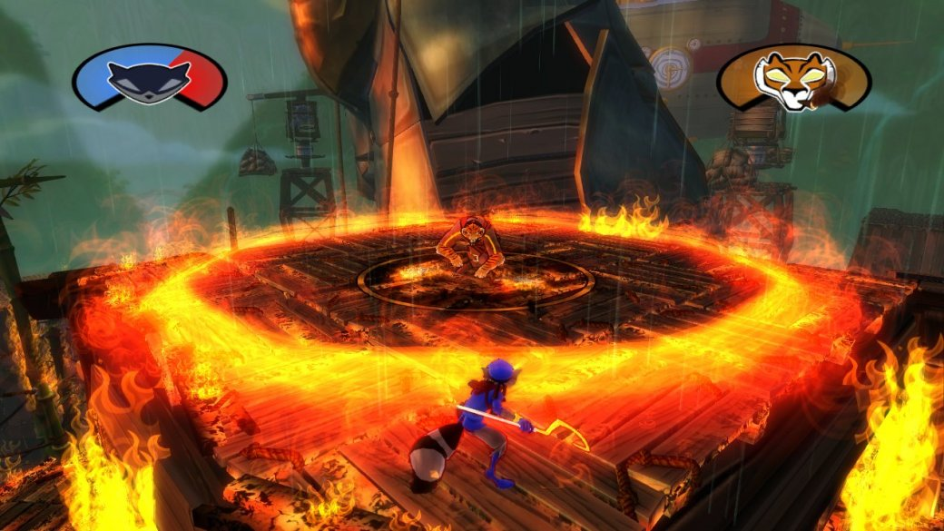 Sly Cooper: Thieves in Time: впечатления - Изображение 2