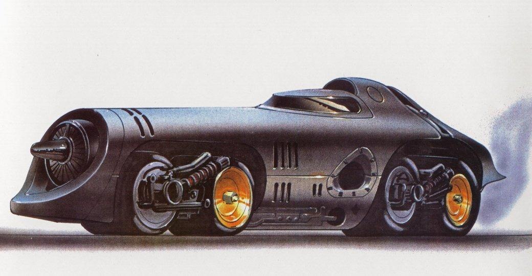 История бэтмобиля: все машины Темного Рыцаря - Изображение 31