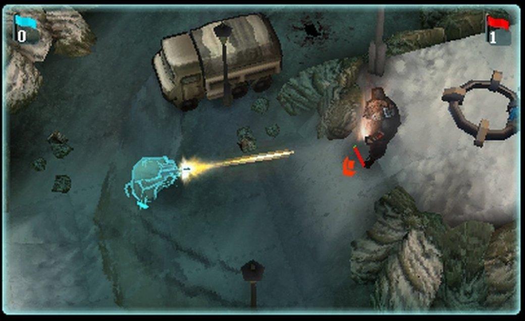Ghost Recon: Shadow Wars. Пошаговая война.. - Изображение 2