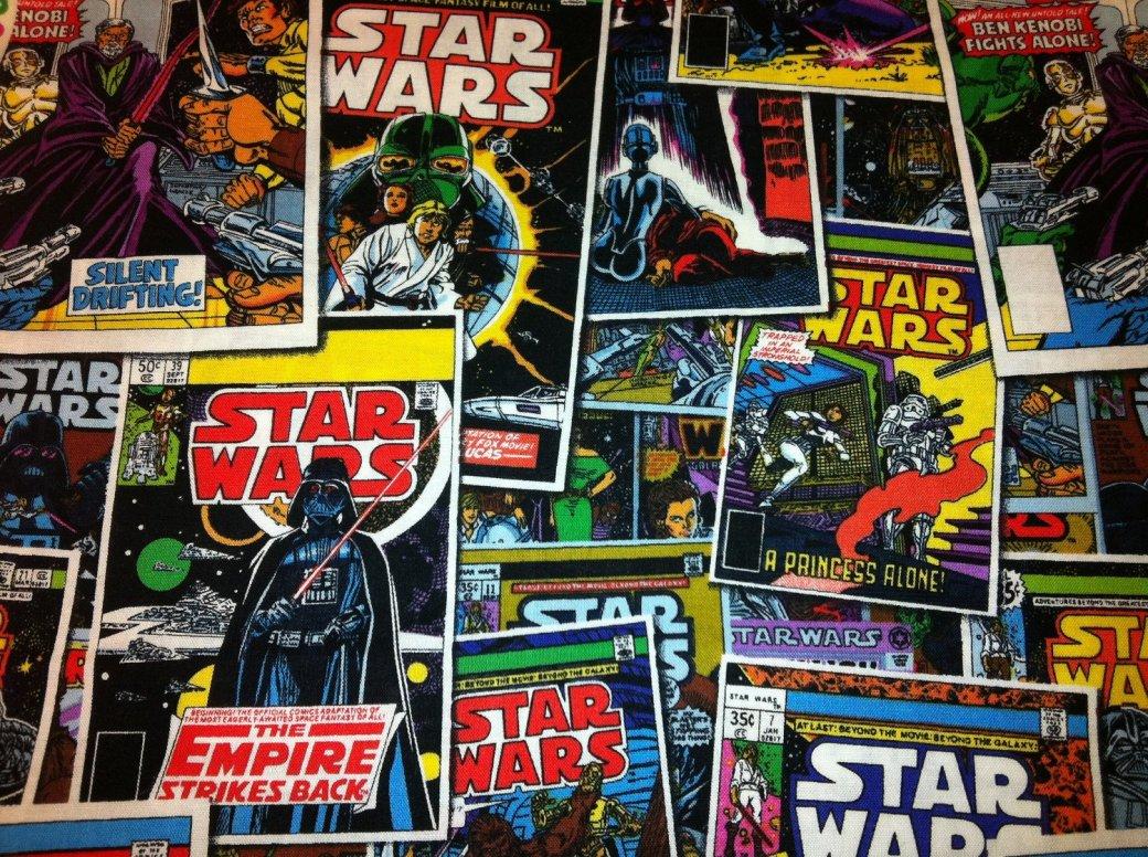 По «Звездным войнам» выйдет 20 новых книг - Изображение 2