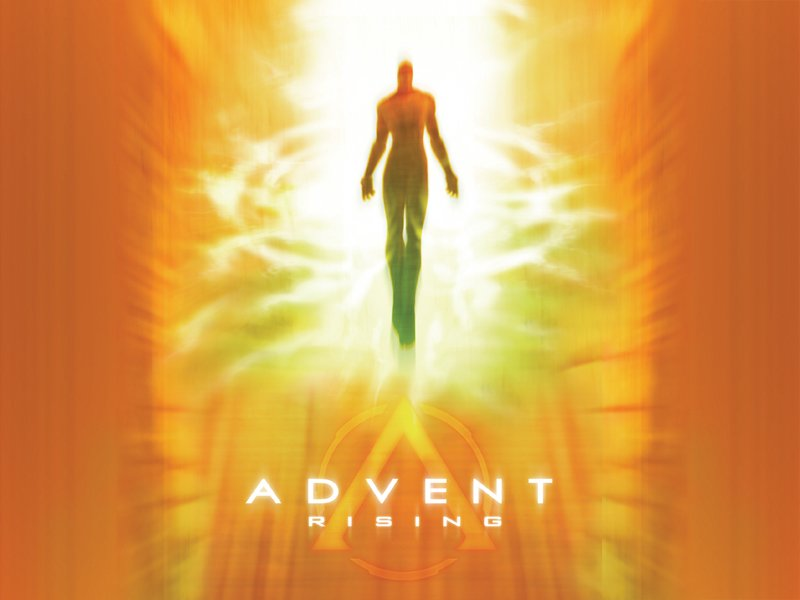 Космоопера 2005 года - Advent Rising. - Изображение 1