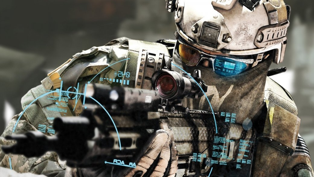 В PC-версии Future Soldier обнаружили фатальную ошибку - Изображение 1