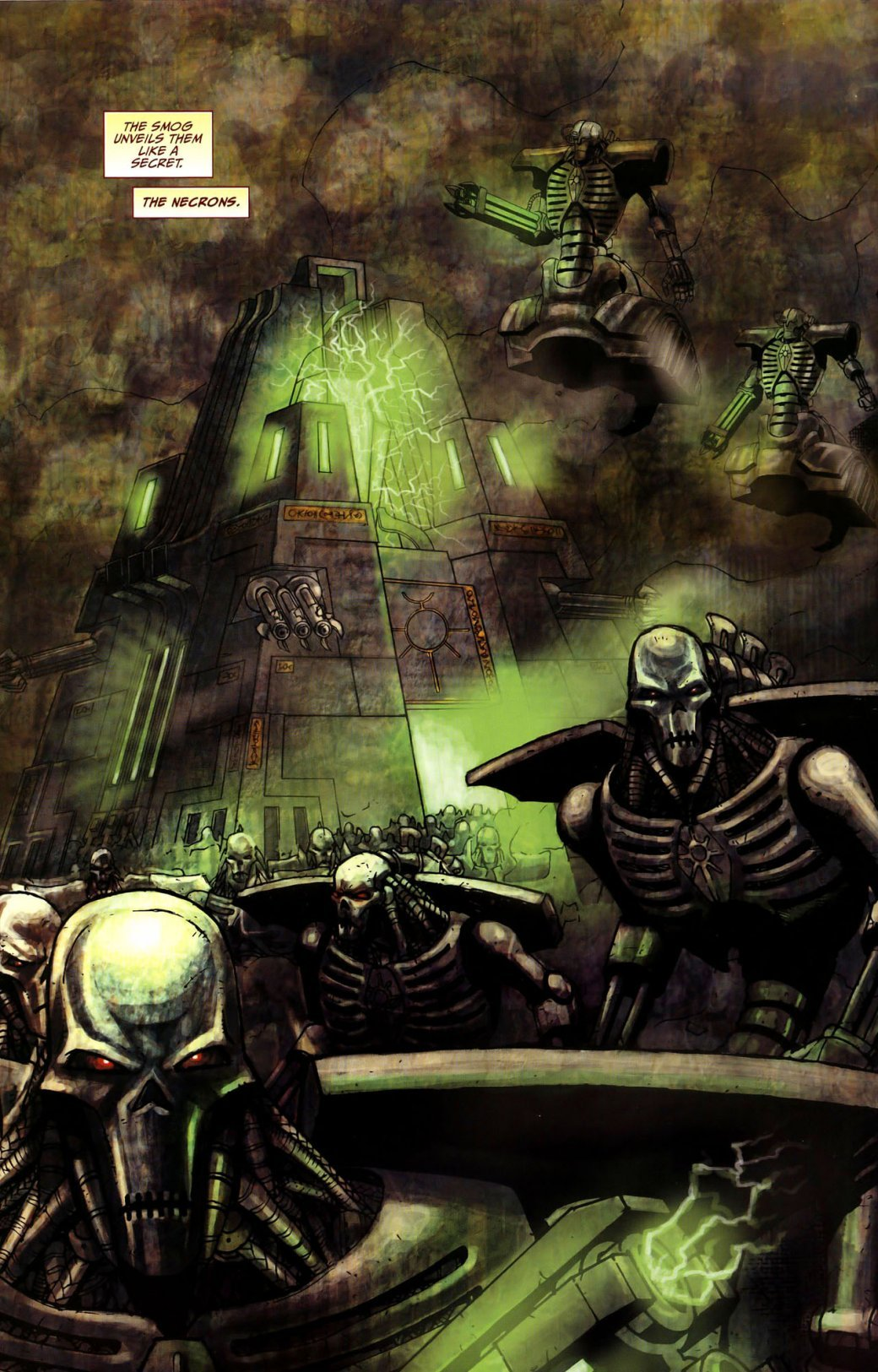 Самые крутые комиксы по Warhammer 40.000. - Изображение 15