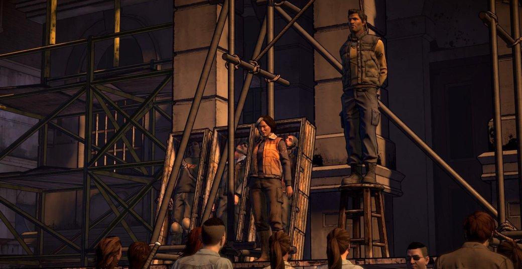 Рецензия на The Walking Dead: The Telltale Series - A New Frontier. Обзор игры - Изображение 14