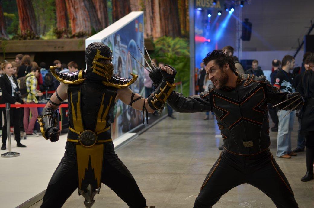 Фотоотчет с «Игромира» и Comic Con Russia, день 3 – Миша Коллинз - Изображение 37