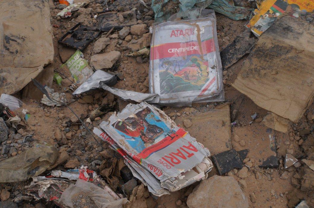 Картриджи из могильника Atari просочились на аукцион - Изображение 1