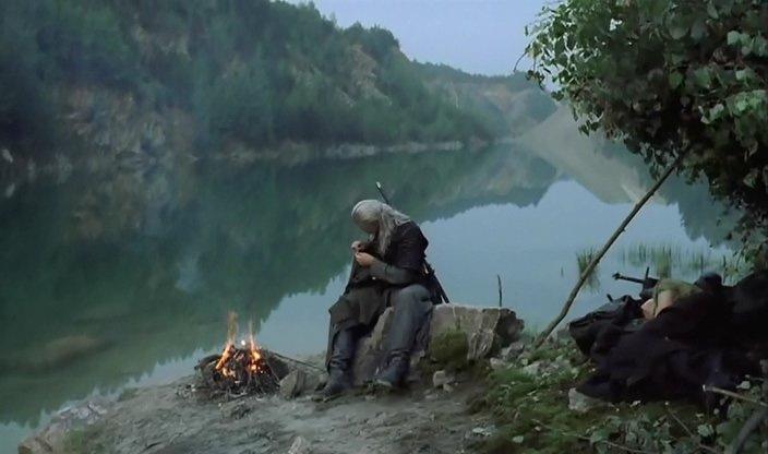 Рецензия на польский сериал по «Ведьмаку» 2001 года. - Изображение 17