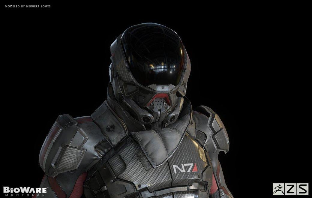 В Mass Effect: Andromeda пришельцами станем мы - Изображение 1