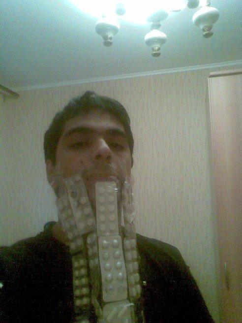 """Итоги конкурса """"Борода"""" (трансляция Max Payne 3) - Изображение 7"""