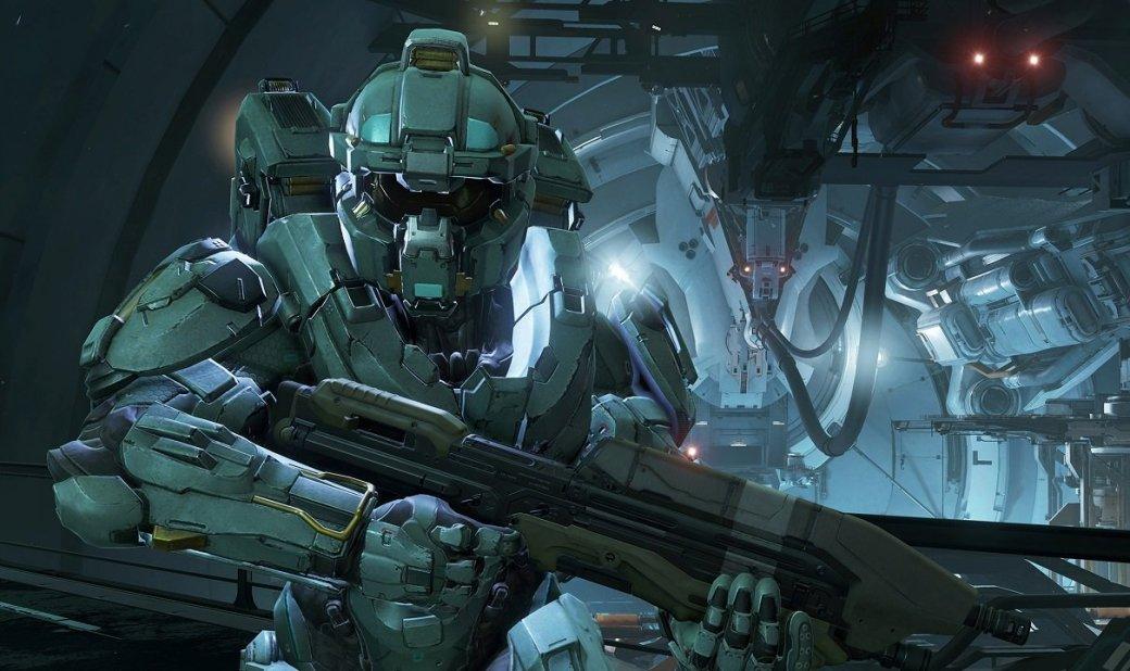 Halo 5 использует прогрессивное разрешение для постоянных 60fps - Изображение 1