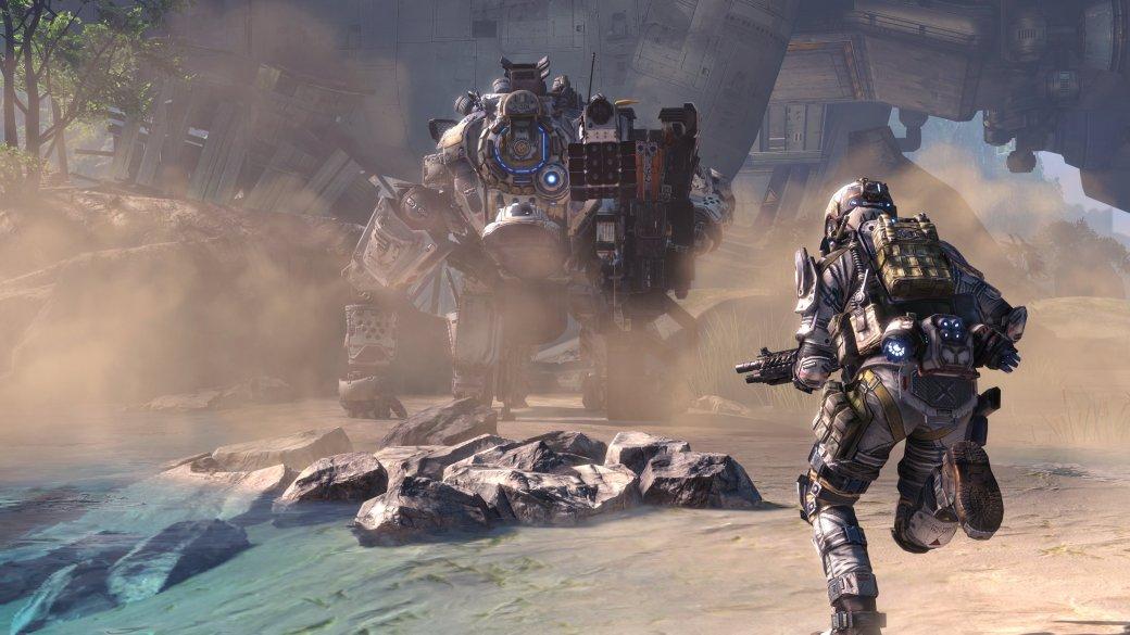 Titanfall приземлилась на первом месте британского чарта - Изображение 1