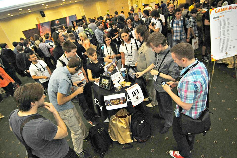 DevGAMM Moscow 2014: поддержка и обогащение - Изображение 1