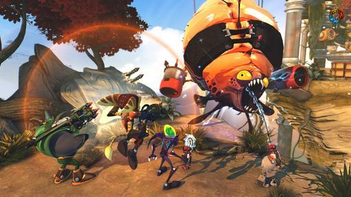 Рецензия на Ratchet and Clank: All 4 One - Изображение 3
