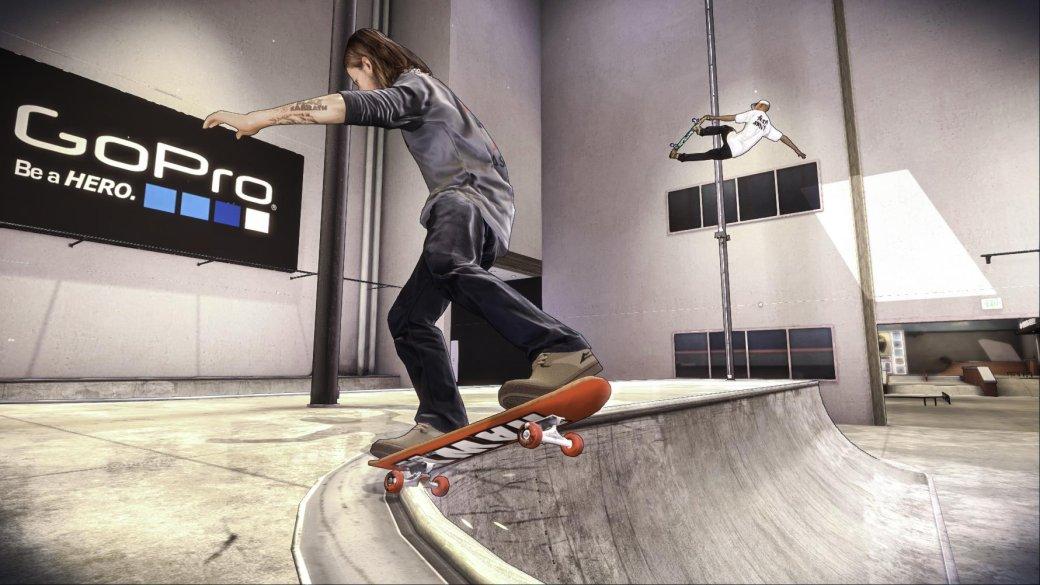 Robomodo с самого начала хотела, чтобы Pro Skater 5 так выглядела - Изображение 1