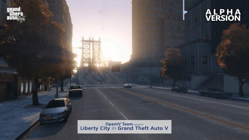 12 классных скриншотов Либерти-Сити в GTA 5 - Изображение 11