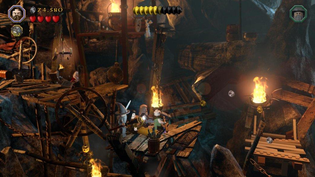 Рецензия на LEGO The Hobbit - Изображение 2
