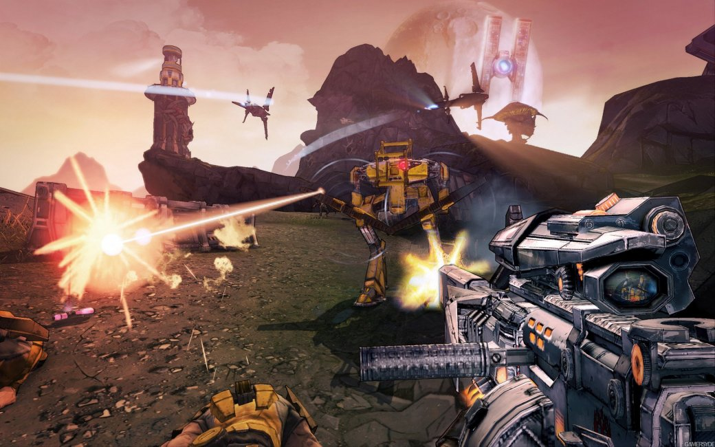 E3: Кадры Borderlands 2 - Изображение 6