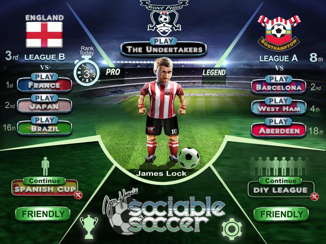 Kickstarter игры-наследницы Sensible Soccer отменен —но это к лучшему - Изображение 1