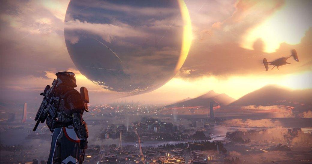 Вместо Destiny 2 в этом году игроки получат большое дополнение - Изображение 1