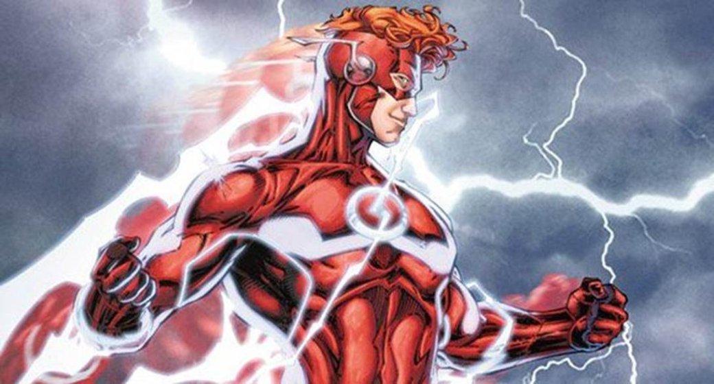 Кем может оказаться Мистер Оз в комиксах DC? . - Изображение 5