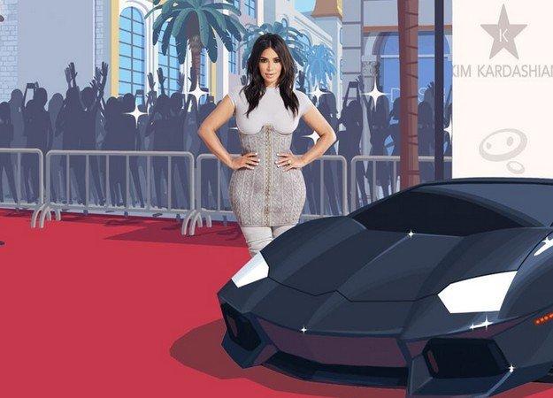Ким Кардашьян назвали магнатом мобильных игр - Изображение 1