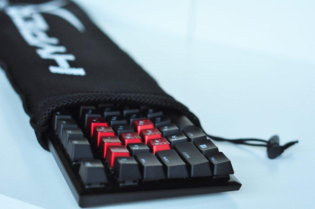 Обзор механической клавиатуры HyperX Alloy FPS - Изображение 10