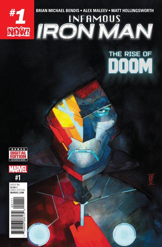 Marvel, завязывай! Соктября Железным Человеком станет Доктор Дум. - Изображение 5