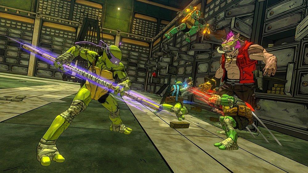 В Сеть утекли скриншоты TMNT: Mutants in Manhattan от Platinum Games - Изображение 1