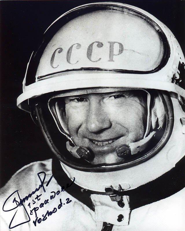 52 года назад человек впервые вышел вкосмос. История Алексея Леонова - Изображение 5