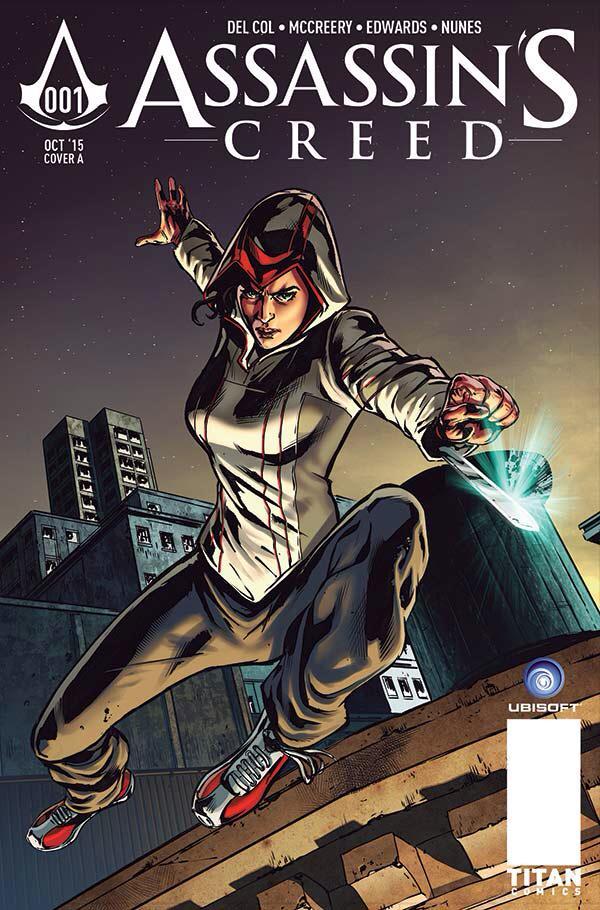 Комикс по Assassin's Creed представит новую героиню - Изображение 1