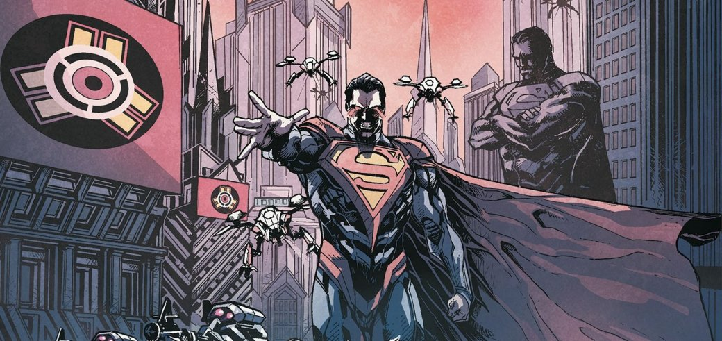 Как разобраться в сюжете Injustice 2? Понятная инструкция «Канобу» - Изображение 1