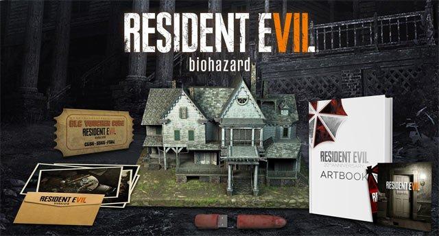 В коллекционку Resident Evil 7 войдет флешка в виде отрезанного пальца - Изображение 1