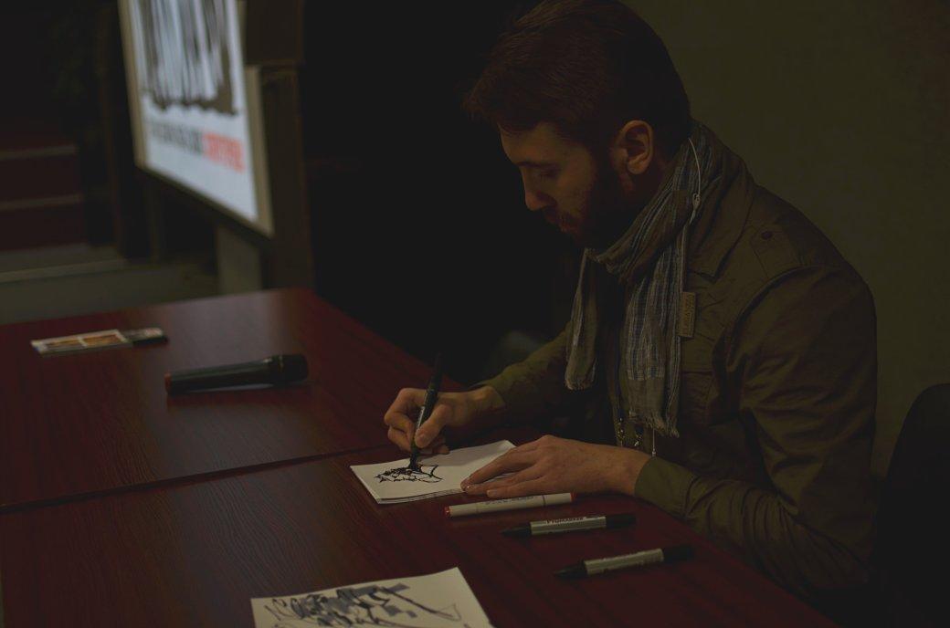 Фотоотчет с «Игромира» и Comic Con Russia, день 3 – Миша Коллинз - Изображение 12