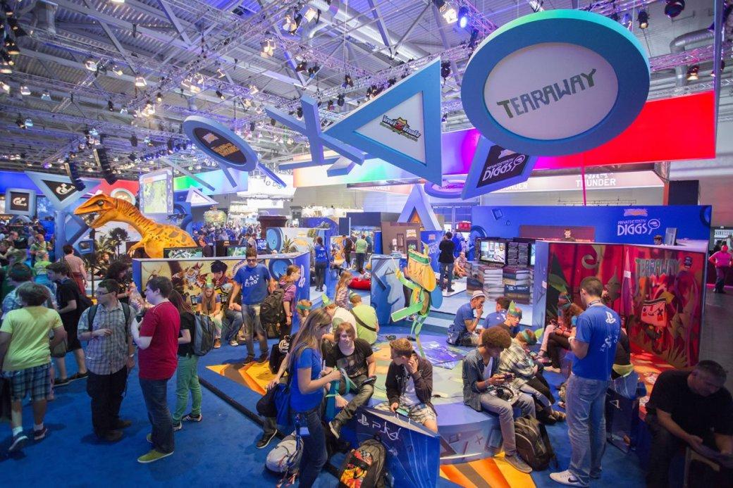 335 тыс. посетителей побывали на выставке Gamescom 2014 - Изображение 1