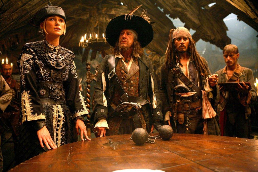 Киномарафон: обзор всех «Пиратов Карибского моря». - Изображение 12