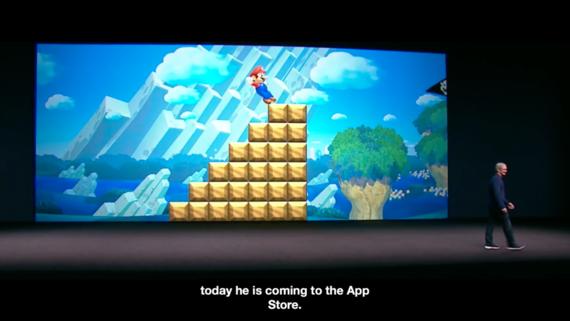 Apple запускает Марио вAppStore - Изображение 1