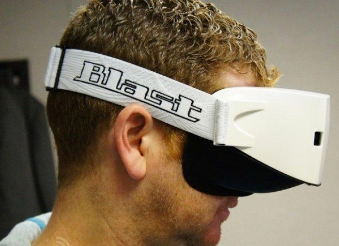 На CES 2014 представили беспроводного конкурента Oculus Rift - Изображение 1