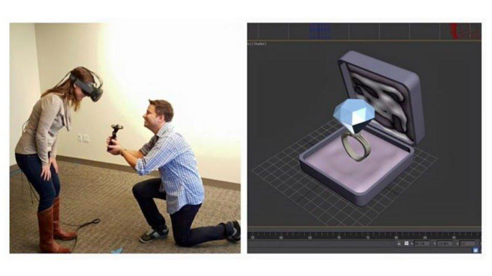 Красивая история: сотрудник Valve предложил руку и сердце с помощью VR - Изображение 1