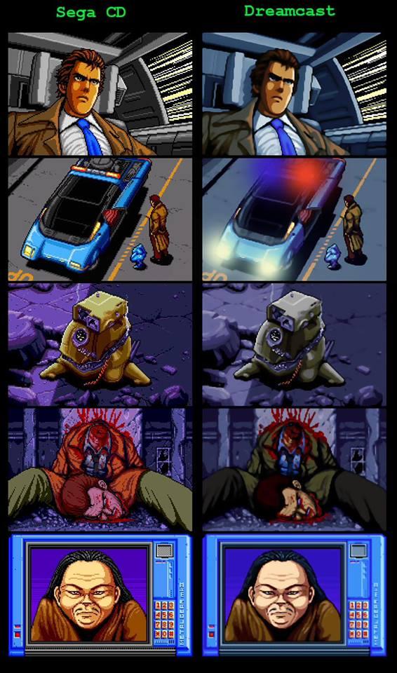 Snatcher переделают для Dreamcast - Изображение 1