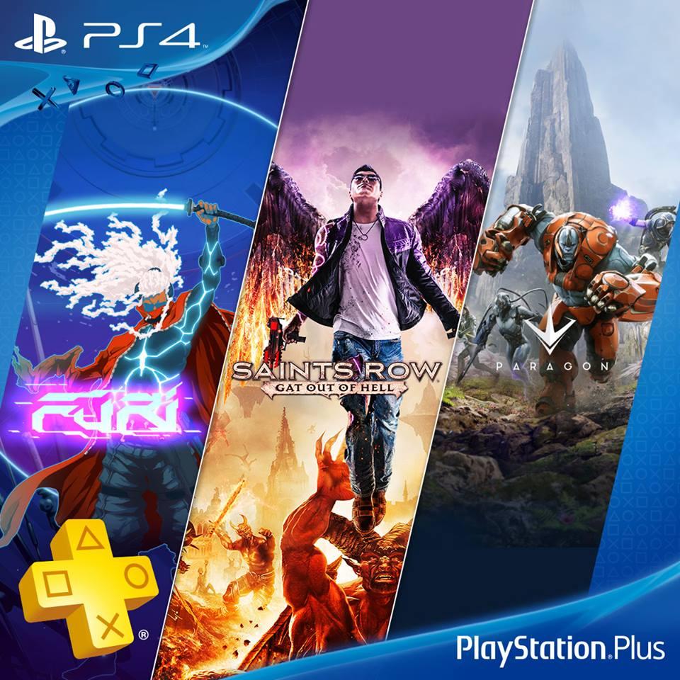 Подписчики PS Plus в июле получат Furi, Gat Out of Hell и Paragon - Изображение 1