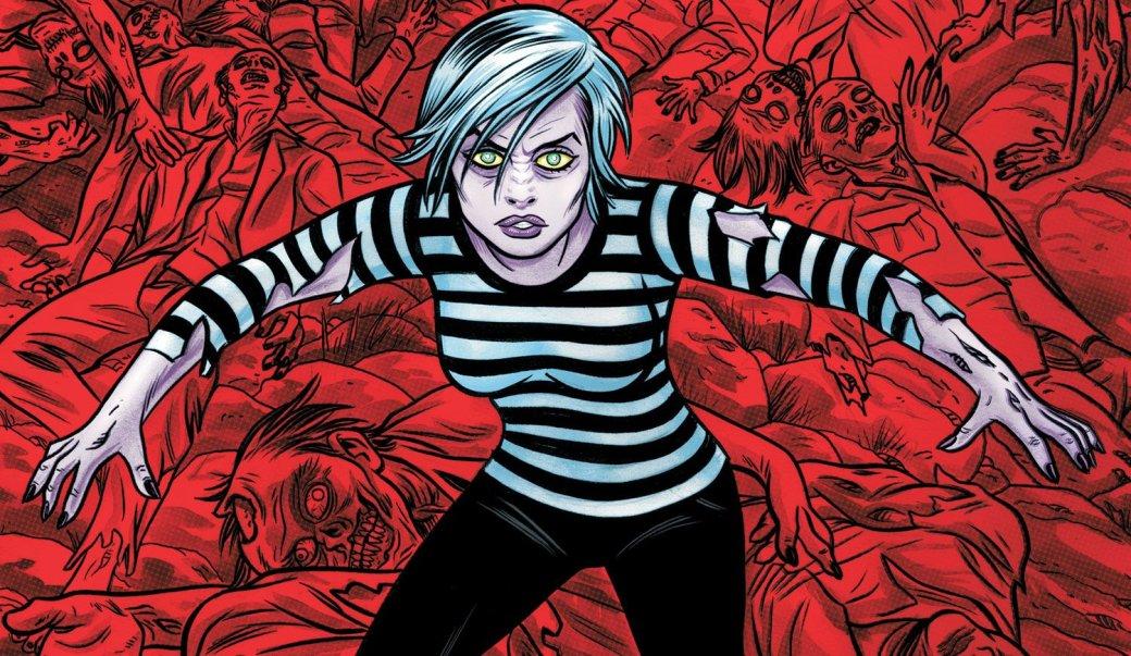 Канал The CW заказал пилот по комиксам о судмедэксперте-зомби  - Изображение 1