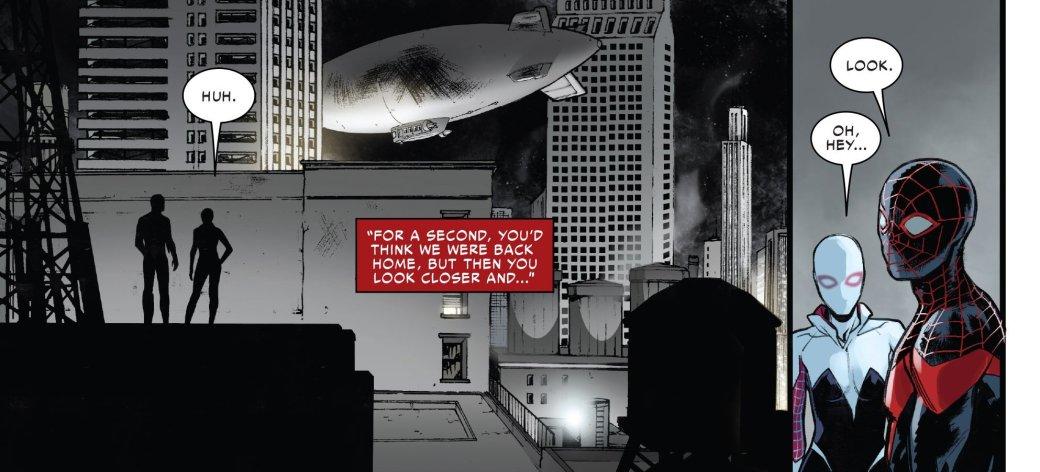 Человек-паук Майлз Моралес попал во вселенную DC? - Изображение 1
