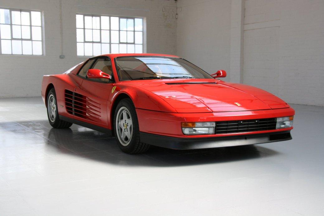 Десять игр, в которых вы можете прокатиться на Ferrari - Изображение 4