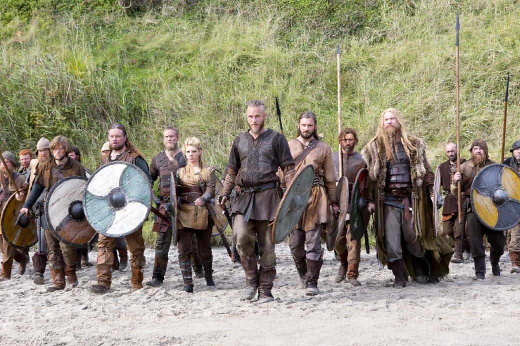 Сериал «Викинги» вернется в 2015 году - Изображение 1