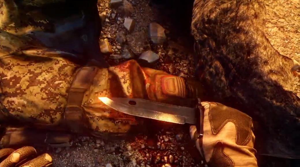 Милитари-дежавю: 11 сцен из трейлера Battlefield 4, которые мы где-то видели. - Изображение 21
