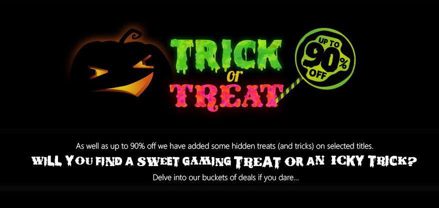 Хэллоуинские распродажи манят сотнями игр (список обновляется). - Изображение 7
