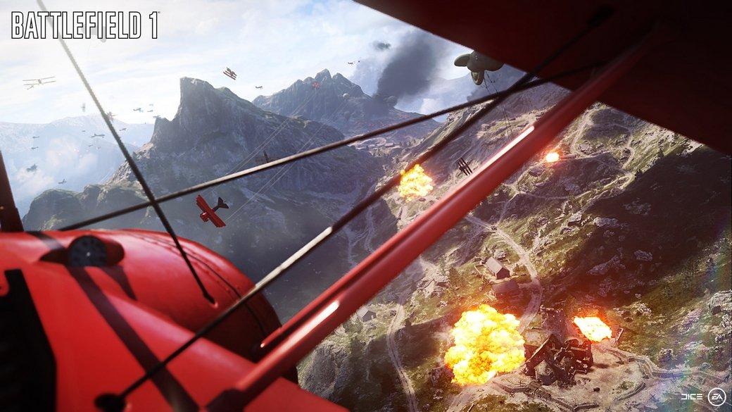 Разработчики Battlefield 1 объяснили ее название - Изображение 1