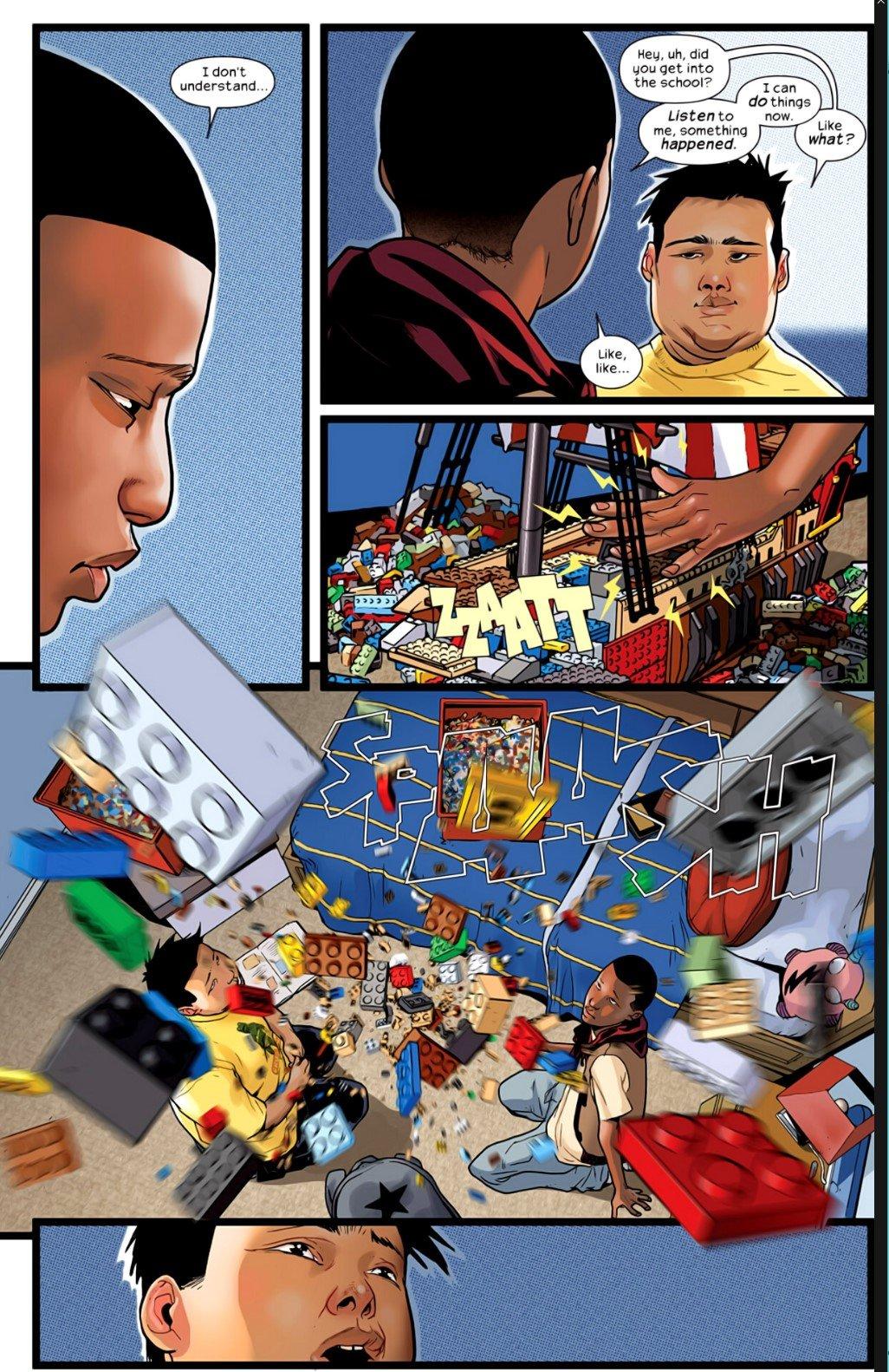 Разбираемтрейлеры «Человек-Паук: Возвращение домой» - Изображение 11