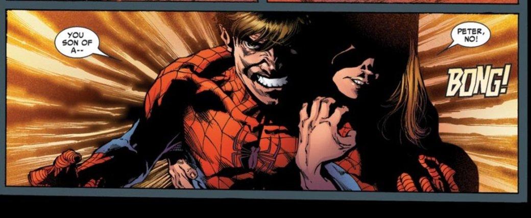 Легендарные комиксы про Человека-паука, которые стоит прочесть. Часть 1 - Изображение 20